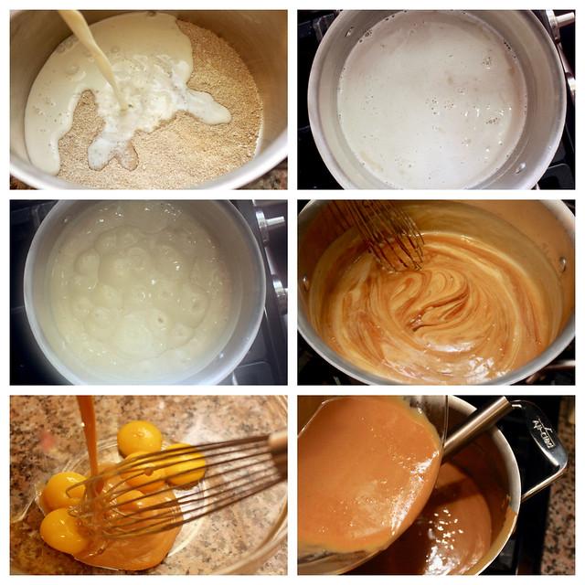 Butterscotch Pudding Tarts - 52