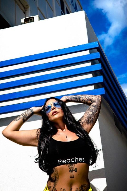 Colour Fashion Photography