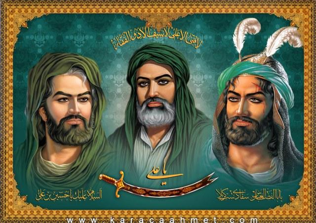 Amirul Muminin Imam Ali Ibn Abi Talib (a.s.) | Seyfullah Design ...