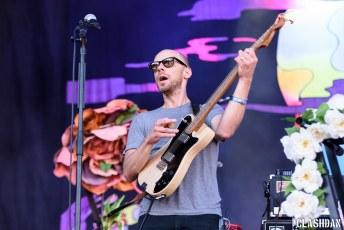 The Shins @ Shaky Knees Music Festival, Atlanta GA 2017