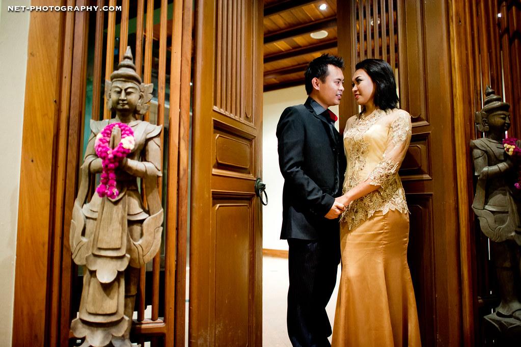 Post Wedding At Ariyasomvilla Hotel In Bangkok Post Weddin