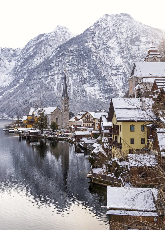 Wonderful Village #Hallstatt
