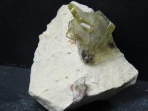 Mineral: Macla de Baritina