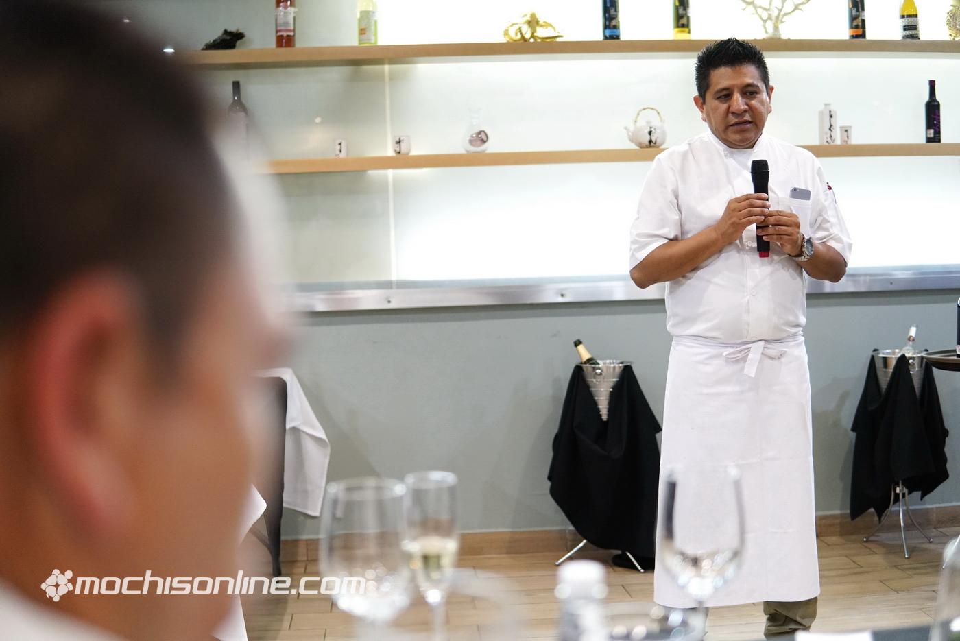 Cena Maridaje en Avika Cocina Nikkei