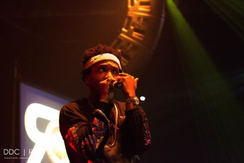 Curren$y @ The Pressroom - December 18th 2015