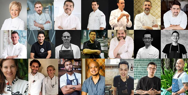 MadridFusionManila 2018 Chefs