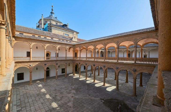 Hospital de Tavera - Toledo | El Hospital de Tavera, también… | Flickr