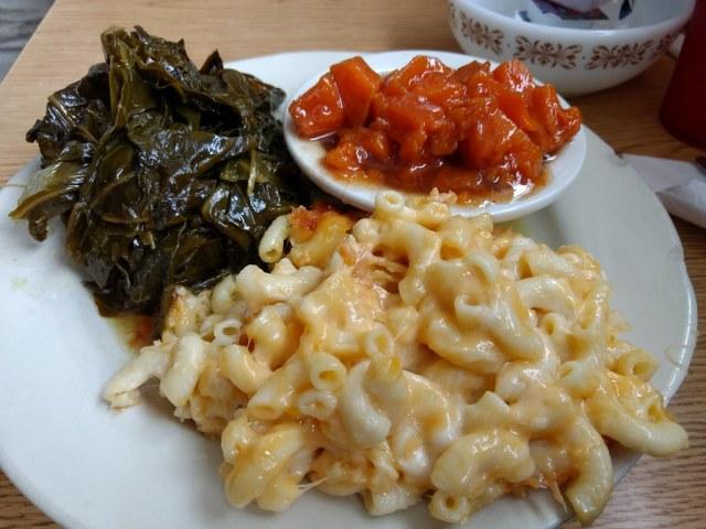 Vegetable plate!