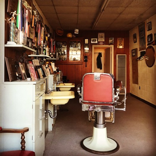Marty's Barbershop, Clarksdale MS