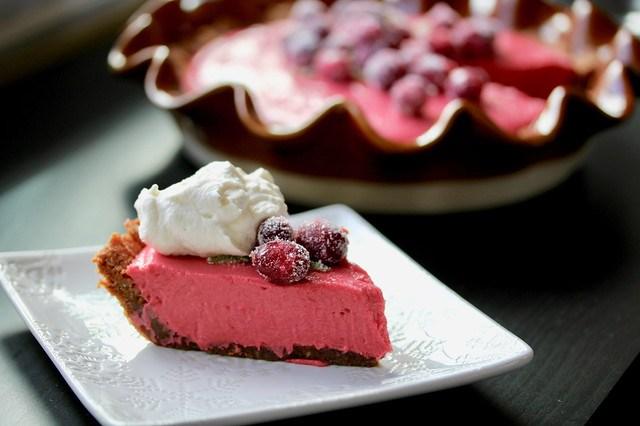 Cranberry-Lime Pie - 52