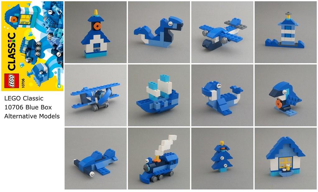 blue creativity box i