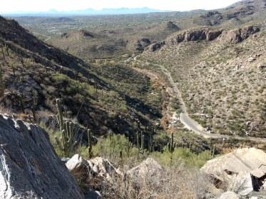 Sabino Canyon, Coronado Forest