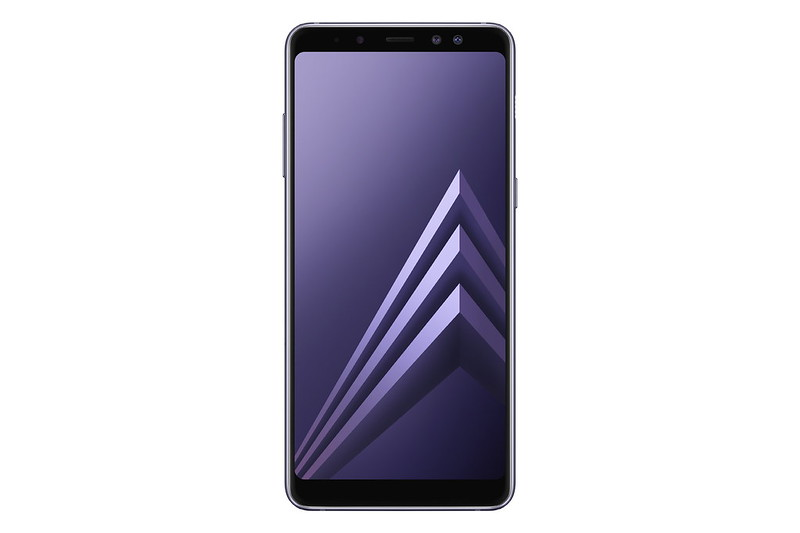 Galaxy A8 (2018) 產品照4