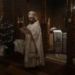 2018 01 07 Christmas. All-night vigil in the Kazan temple (Kyiv, Ukraine)