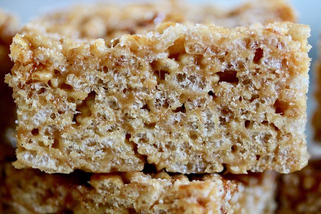 Cinnamon Cajeta Rice Crispy Treats - 29