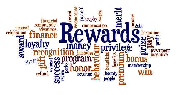 AwardWallet Word Cloud