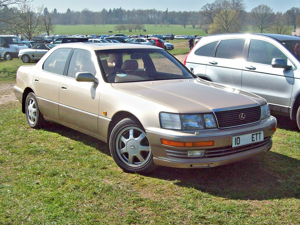 hight resolution of  138 lexus ls400 1st gen facelift 1993 by robertknight16