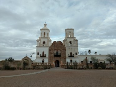 San Xavier Bac Mission
