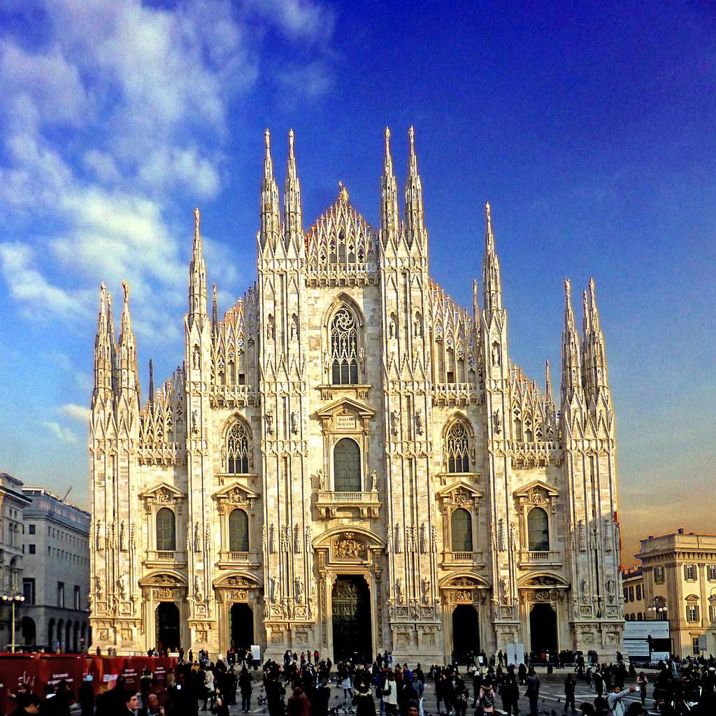 Milano. il Duomo   14th to 20th Centuries   Pom'   Flickr