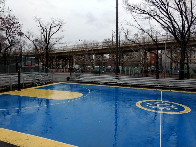 Rucker Park, Harlem