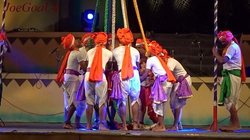 Goff dance, Goa