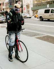 Street Warrior, NYC