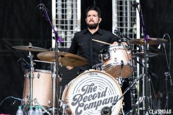 The Record Company @ Shaky Knees Music Festival, Atlanta GA 2017