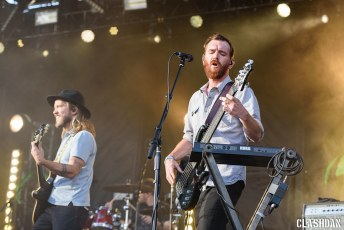 Moon Taxi @ Shaky Knees Music Festival, Atlanta GA 2017