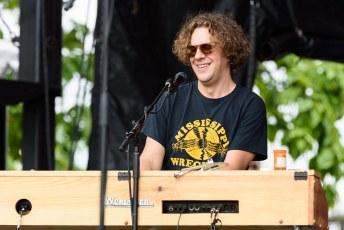 Hiss Golden Messenger @ Pitchfork Music Festival, Chicago IL 2017