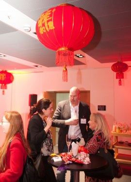 HKTB Chinese New Year Celebration, Sea Containers House, London, Feb 15, 2018