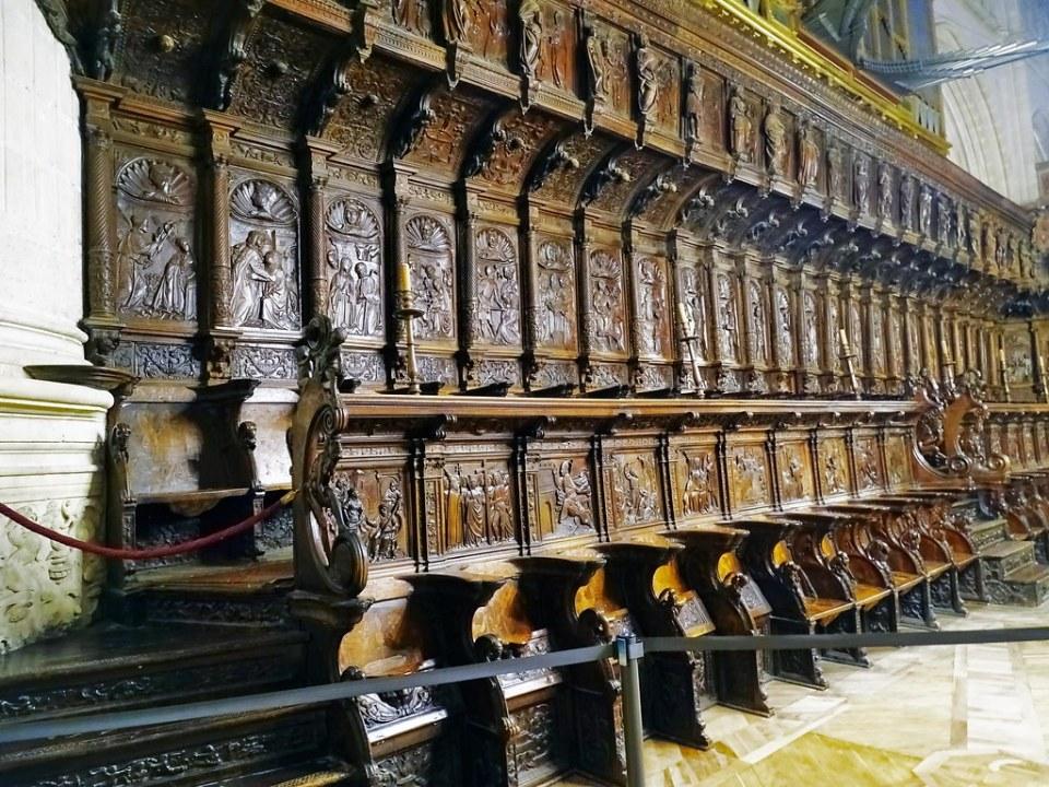 Catedral de Burgos Coro 01