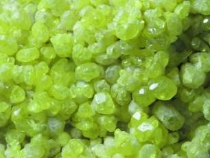 Mineral: Azufre