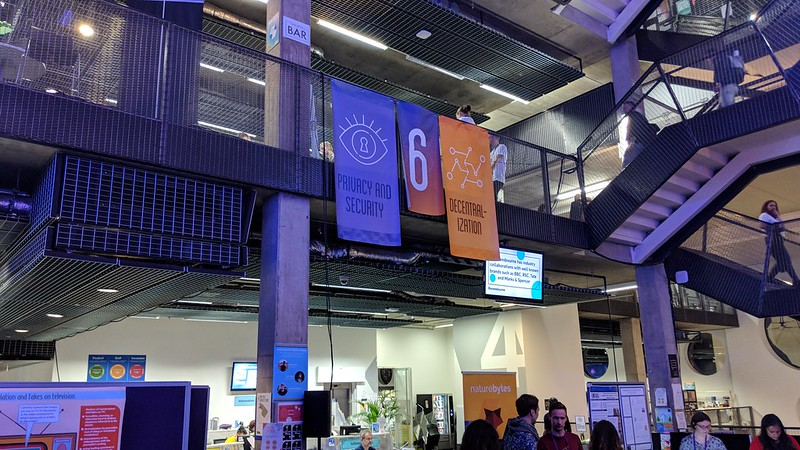 Mozilla Festival 2017: Decentralized Zone