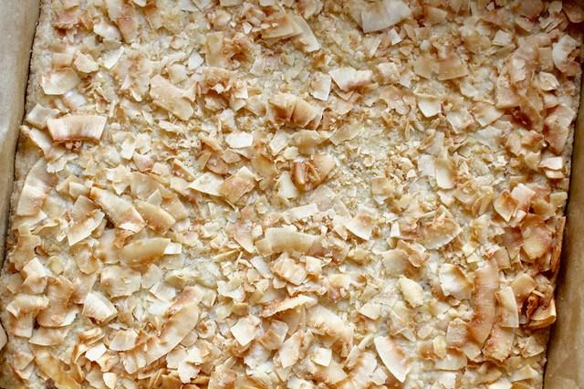 Dulcey Coconut Shortbread Bars - 8