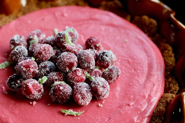 Cranberry-Lime Pie - 42