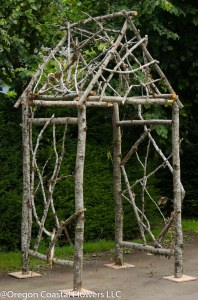 Natural Wedding Arch Gazebo