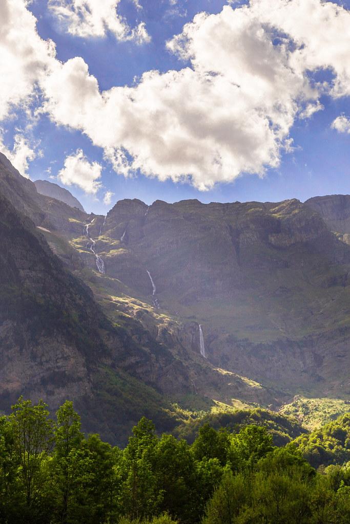Parc National D'ordesa Et Du Mont-perdu : national, d'ordesa, mont-perdu, Cascade, Cinca, National, D'Ordesa, Pe…, Flickr