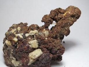 Mineral: Cobre Nativo con Cuprita