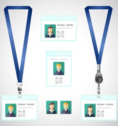 name tag holder end badge id template by bolaos56 [ 1024 x 1024 Pixel ]