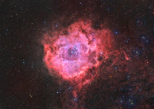 NGC2244 HaRGB
