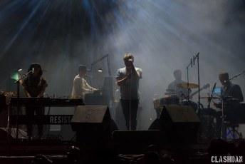 LCD Soundsystem @ Shaky Knees Music Festival, Atlanta GA 2017
