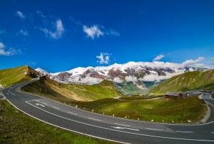 Austria scenic road