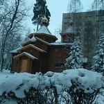 2018 01 19 The Epiphany. Kyiv. Kazan temple