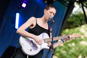 Frankie Cosmos @ Pitchfork Music Festival, Chicago IL 2017