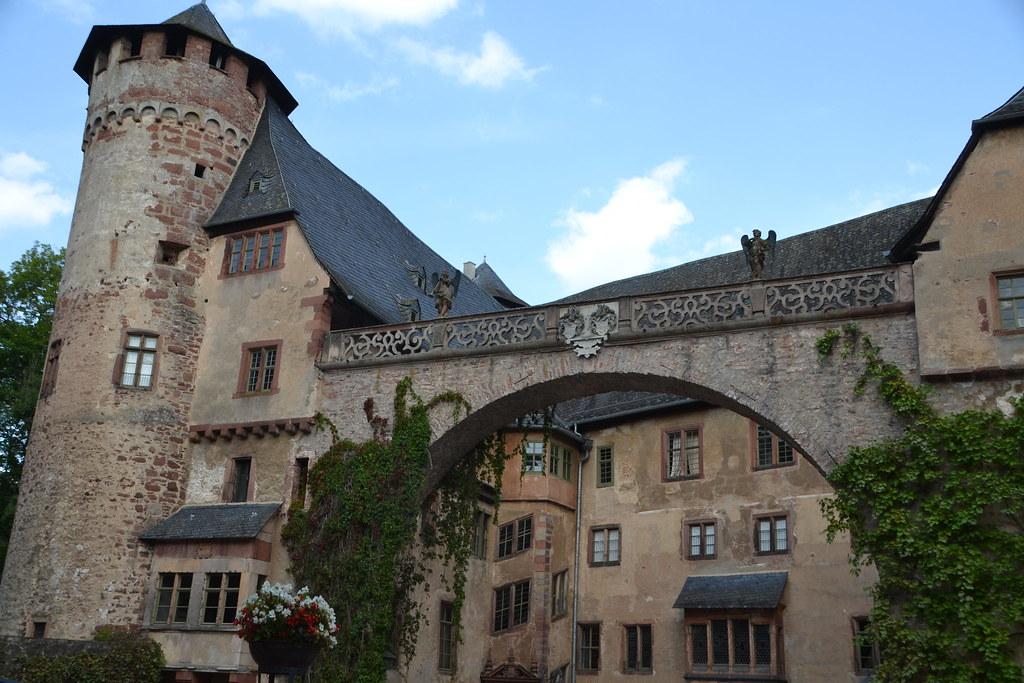 Znalezione obrazy dla zapytania Schloss Fürstenau
