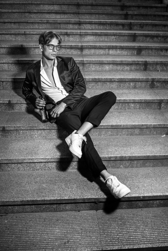 Men's Fashion Photography