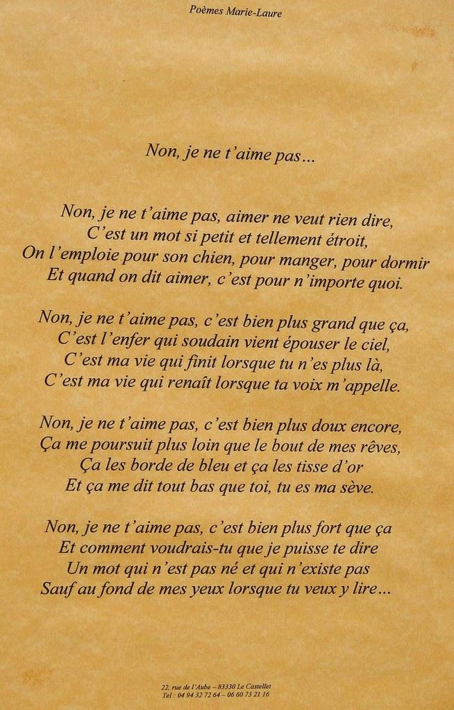 Je Ne T Aime Pas : Beaux, Proverbes, Partager, T'aime, Pas..., Flickr