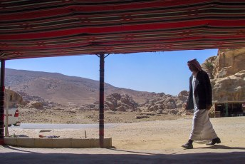Daarna reden we door naar onze op één na laatste bestemming in Jordanië.