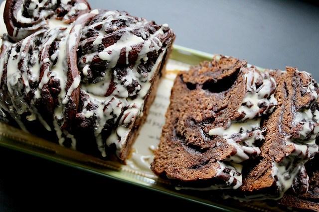 Double Chocolate Irish Cream Babka - 48