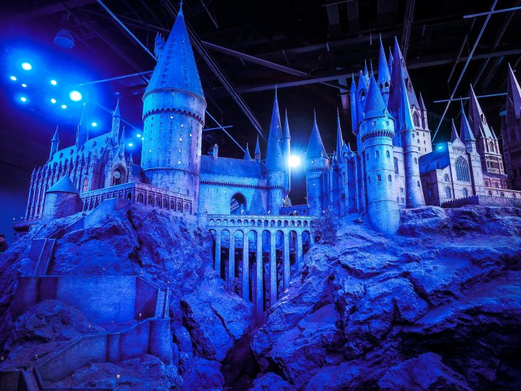 Harry Potter Studio Tour, London